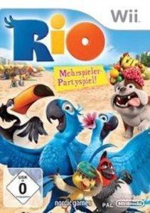 Rio (Standard Edition). Nintendo Wii