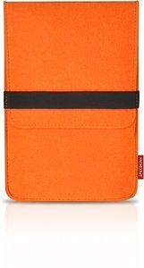 Speedlink ALUNY Felt Sleeve, 7 inch, Schutztasche, orange