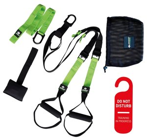 Schildkröt Fitness 960027 - Schlingentrainer in Colourbox, green