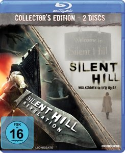 Silent Hill/Silent Hill: Revelation-C (Blu-ray)