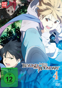 Beyond the Boundary - Kyokai no Kanata - DVD 4