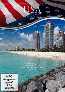 USA - Die Ost- und Südküste aus der Luft