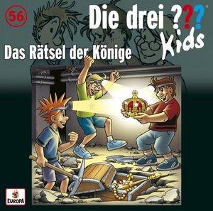Die drei ??? Kids 56: Das Rätsel der Könige
