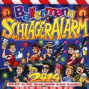 Ballermann Schlageralarm 2014