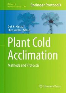 Plant Cold Acclimation