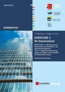 Der Eurocode 2 für Deutschland. Kommentierte und konsolidierte F