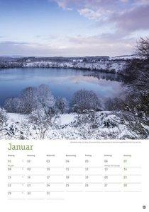 Deutschlands Seen - Kalender 2018