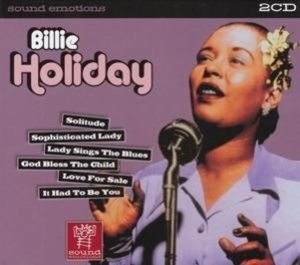Sound Emotions-Billy Holiday
