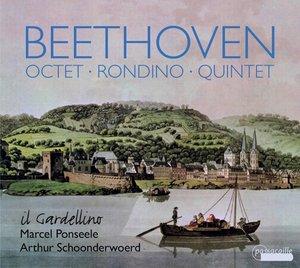 Octet op.103/Rondino WoO 25/Quintet op.16