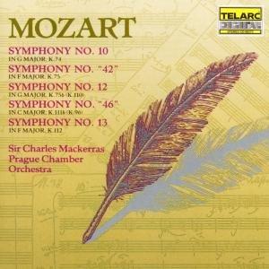 """Sinfonien 10,12,13,""""42"""" & """"46"""""""