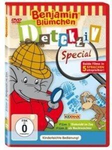 Benjamin Blümchen - Detektiv-Special