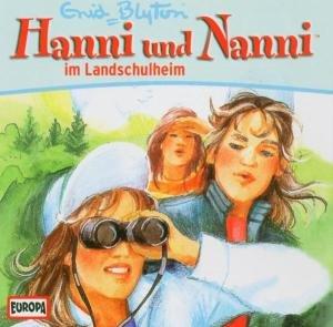Hanni und Nanni 12 im Landschulheim. CD