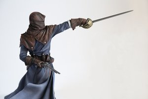 Assassins Creed Unity - Arno: The Fearless Assassin Figur (UBICo