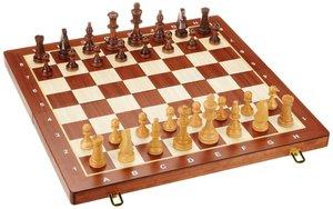 Philos 2611 - De Luxe Schachkassette, Feld 50 mm