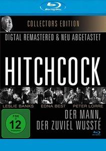 Der Mann,Der Zuviel Wusste (A.Hitchcock Collector