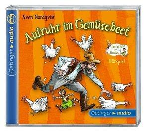 Aufruhr im Gemüsebeet (CD)