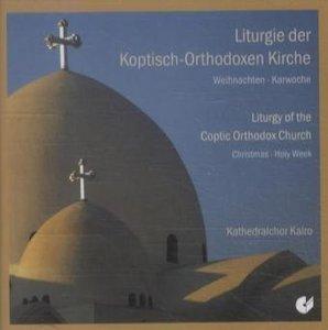 Liturgie der Koptisch-Orthodoxen Kirche zu Weihnac