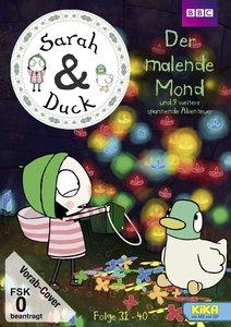 Sarah und Duck - Der malende Mond
