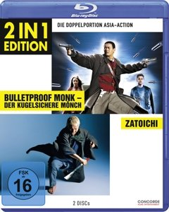 2 in 1 Edition: Bulletproof Monk-Der k (Blu-ray)
