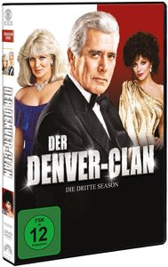 Der Denver-Clan - Season 3 (6 Discs, Multibox)