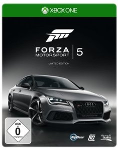 Forza Motorsport 5 - Steelbook Limited Edition