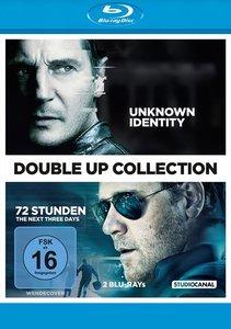 72 Stunden - The Next Three Days & Unknown Identity