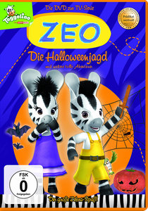 Zeo und die Halloweenjagd