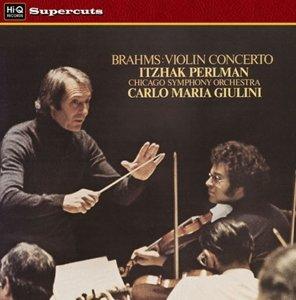 Brahms Violin Concerto (180 Gr.LP)