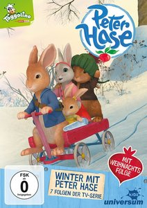 Peter Hase DVD 8 - Winter mit Peter Hase