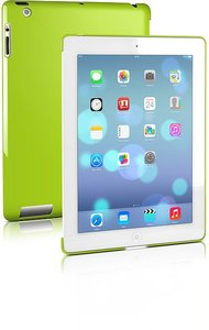 Speedlink VERGE Pure Cover, Hartschale für iPad 3-4, grün
