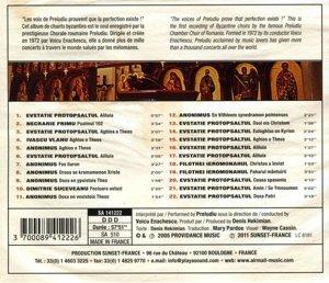 Chants Orthodoxes Byzantins
