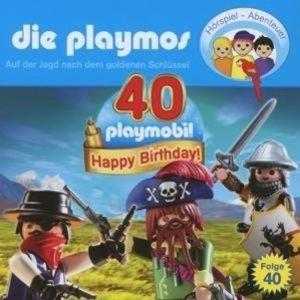 (40)Die Jagd Nach Dem Goldenen Schlüssel