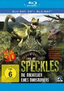 Speckles - Die Abenteuer des kleinen Dinosauriers 3D