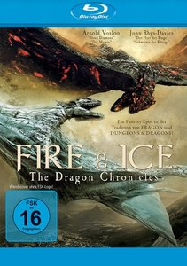 Fire & Ice:The Dragon Chronicles (Bluray)