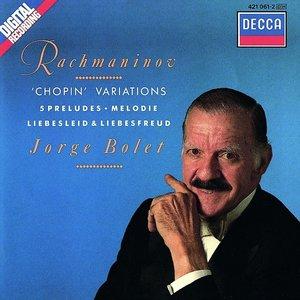 Rachmaninoff: Werke Für Klavier Solo