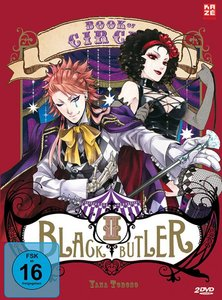 Black Butler - 3.Staffel - Box 2 (2 DVDs)
