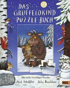 Das Grüffelokind-Puzzle-Buch