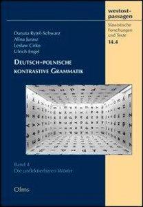 Deutsch-polnische kontrastive Grammatik 04