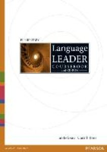 Language Leader Elementary My LanguageLeaderLab Coursebook CD-RO