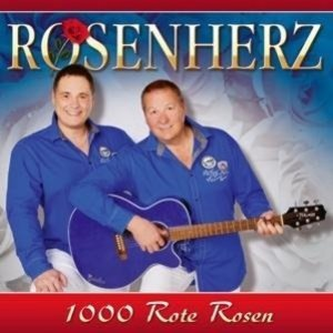 1000 rote Rosen