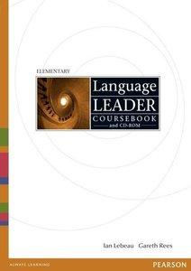 Language Leader Elementary My LanguageLeaderLab Coursebook CD-RO