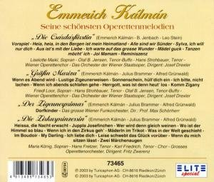 Emmerich Kalman 1885-1953