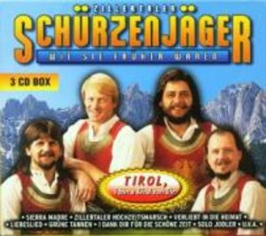 Tirol,I Bin A Kind Von Dir