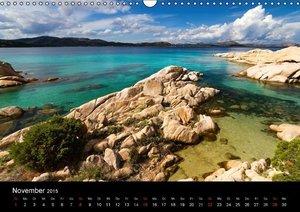 Kuehn, T: Sardinien (Wandkalender 2015 DIN A3 quer)