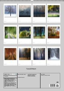 Transzendent (Wandkalender 2016 DIN A2 hoch)