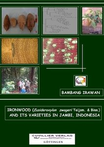 Ironwood (Eusideroxylon zwageri Teijsm. & Binn.) and its varieti