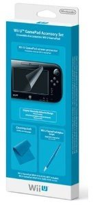 Nintendo Wii U - Gamepad Accessory Set