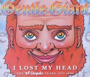 I Lost My Head/The Chrysalis Years (1975-1980)