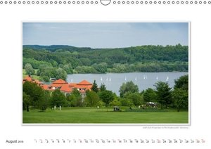 Emotional Moment: Golf. UK-Version (Wall Calendar 2015 DIN A3 La