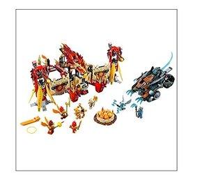 LEGO® Chima 70146 - Fliegender Feuertempel